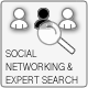 Social Networking and Expert Search
